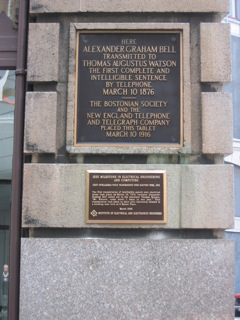 File:Bell Telephone plaque Boston.jpeg