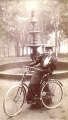 Bicycles 1890s Woman with Bicycle.jpg