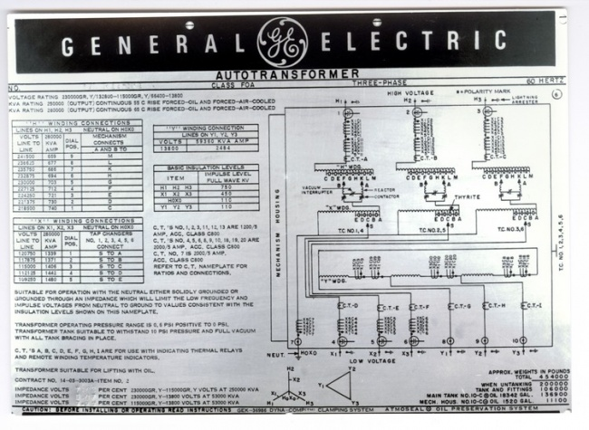 archives transformers at pittsfield, part 3 engineering step down transformer 3 phase 4 wire meter diagram