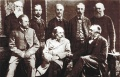 Professional Societies Mendeleev British Association of The Advancement of ScienceManchester 1887 300.jpg
