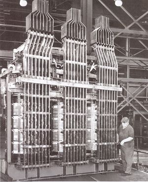 First Hand Arc Furnace Transformers And Me