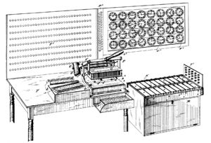 Early Punched Card Equipment 1880 1951 Engineering And Technology History Wiki