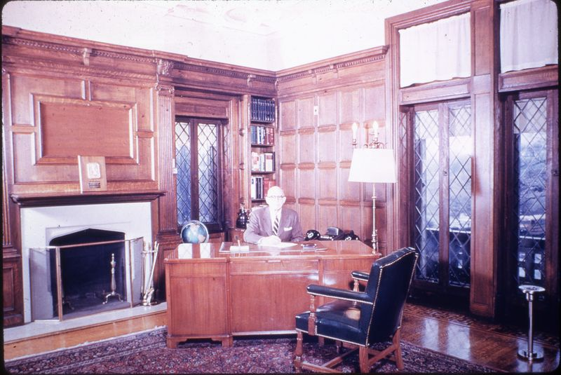 File:5427 - Office of the Executive Secretary, Dr. George W. Bailey.jpg