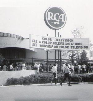 Rca Radio Corporation Of America Engineering And