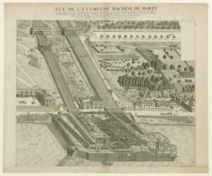 Versailles Fountains - Engineering and Technology History Wiki