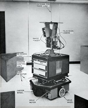 Milestones:SHAKEY: The World's First Mobile Intelligent