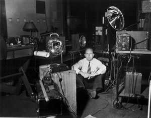 48f8d0954977 Harold E. Edgerton - Engineering and Technology History Wiki
