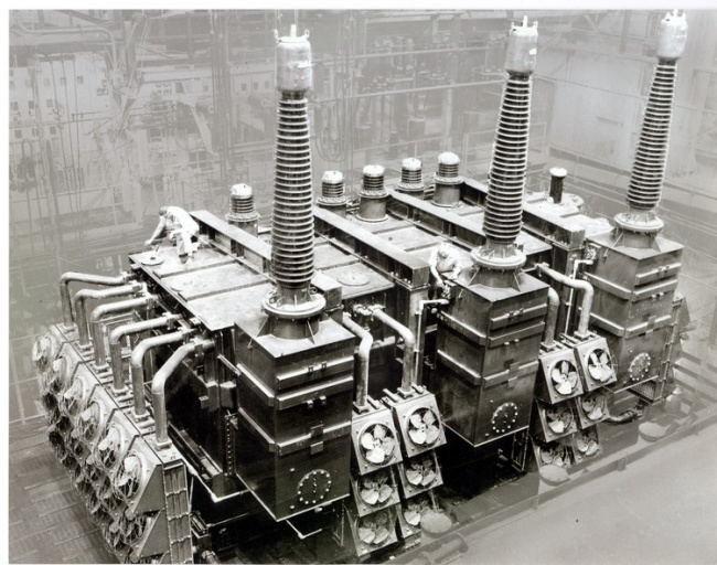 Archives:Transformers at Pittsfield, part 1 - Engineering
