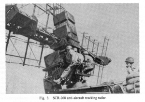 Radar during world war ii engineering and technology history wiki as an example of a phased array radar the scr 268 provided a preview of techniques used today publicscrutiny Image collections