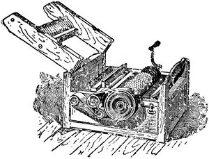Cotton Gin Engineering And Technology History Wiki