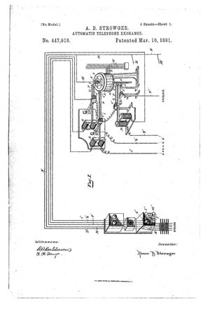 Electromechanical Telephone-Switching - Engineering and Technology on early telephone battery, early telephone system diagram, early computer diagram,