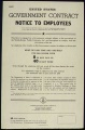Contract United States Government Contract Notice To Employees 1941.jpg