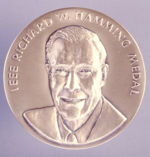 IEEE Richard W. Hamming Medal.jpg