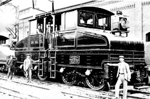 Milestones Mainline Electrification Of The Baltimore And