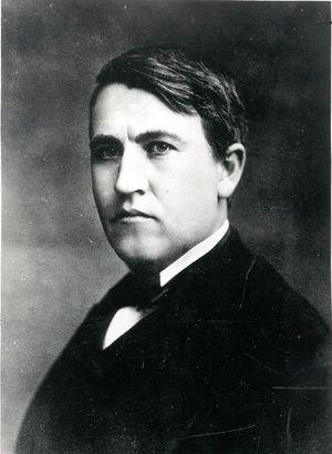 Thomas Alva Edison Engineering And Technology History Wiki