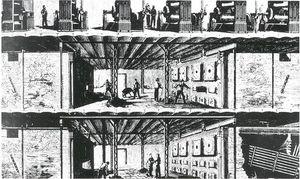 dc motors wiring diagram milestones pearl street station  1882 engineering and  milestones pearl street station  1882 engineering and