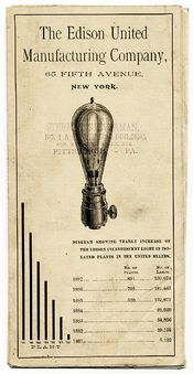 Edison s    Electric    Light and Power System  Engineering and