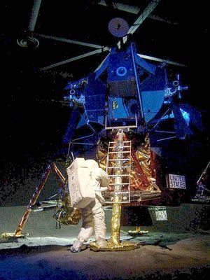 Milestones Grumman Lunar Module 1962 1972 Engineering